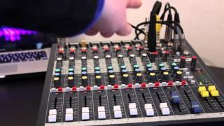 What I use to broadcast Radio