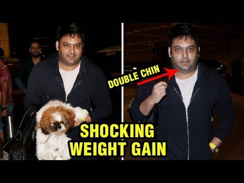 Kapil Sharma Shocking Weight Gain UNRECOGNISABLE L