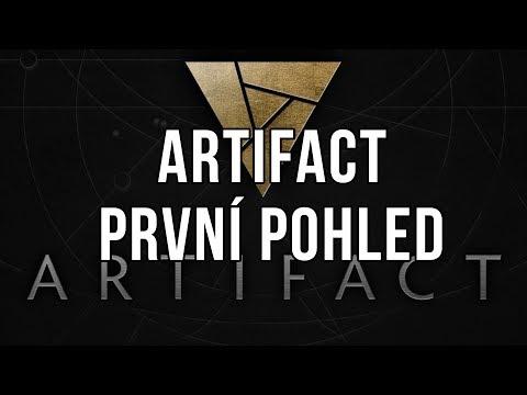 ARTIFACT - První pohled na hru