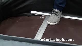 Стрингеры и алюминиевый профиль для надувных лодок l