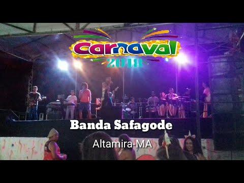 Carnaval 2018 - Banda Safagode - em Altamira do Maranhão