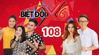 X6 SQUAD| #108| Quang Bao - Si Thanh - Cat Tuong - Miko - Baggio and a joyful year😂