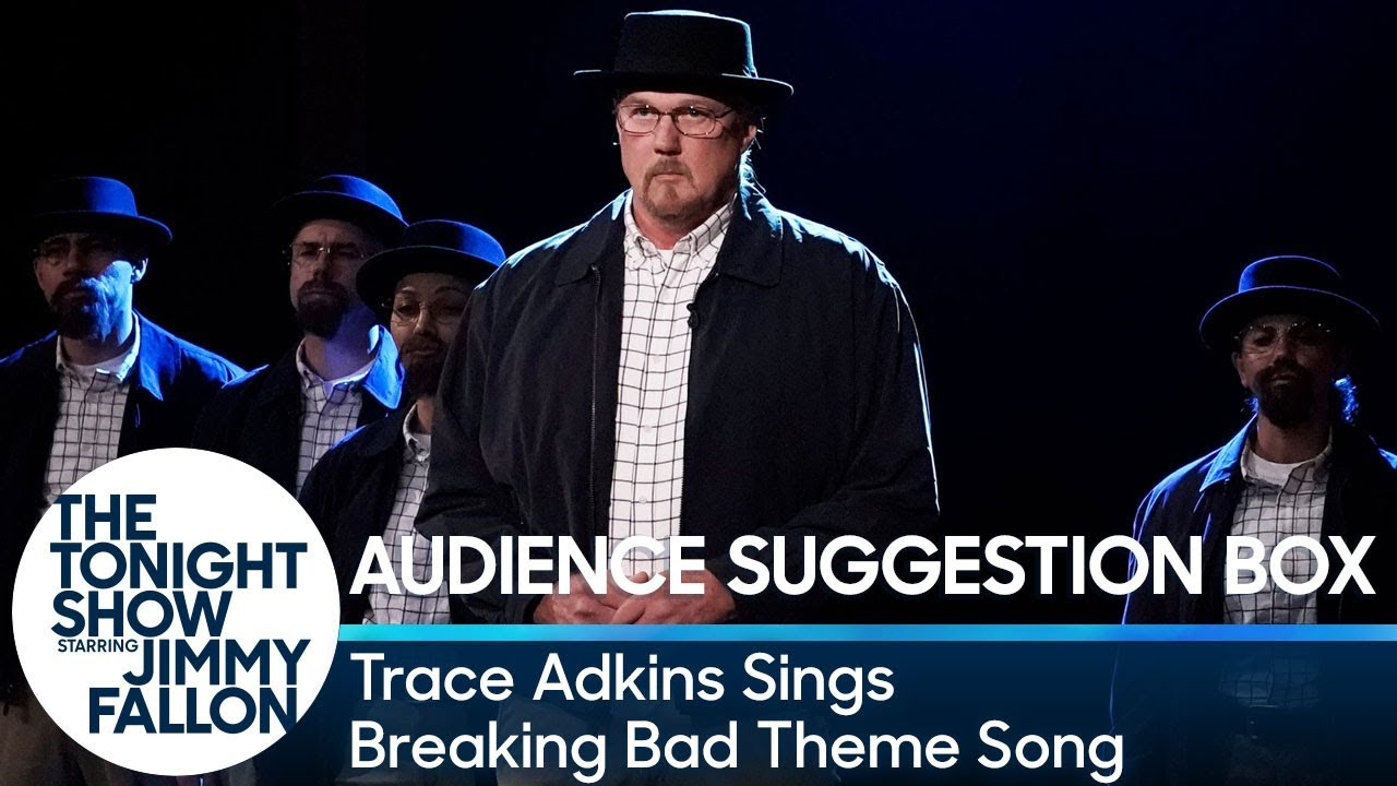 Audience Suggestion Box: Trace Adkins Sings Breaking Bad Theme Song thumbnail