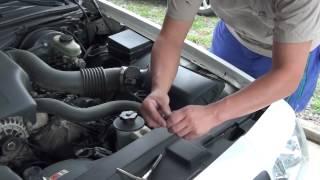 HOW TO CLEAN A MASS AIR FLOW SENSOR / METER , M.A.F. SENSOR !!!