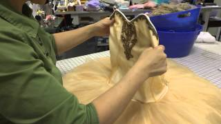 Constructing A Classical Ballet Tutu (Part 7: Finishing & Final Fitting) - University Of Akron