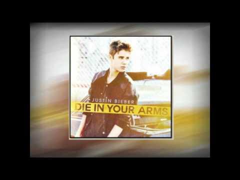 Justin Bieber - Die In Your Arms (Instrumental w/ Lyrics)