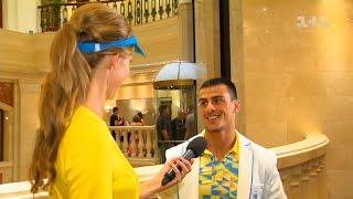 Український чемпіон світу з дзюдо подарував Петру Порошенку кімоно