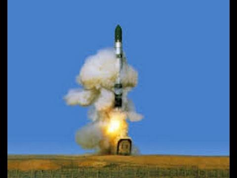 Пусковая установка ядреных ракет.
