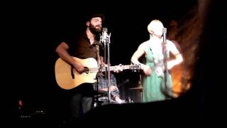 Fire and Dynamite-Drew Holcomb and the Neighbors. Live