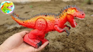Search and wash your dinosaur friends - H817P ToyTV children's toys