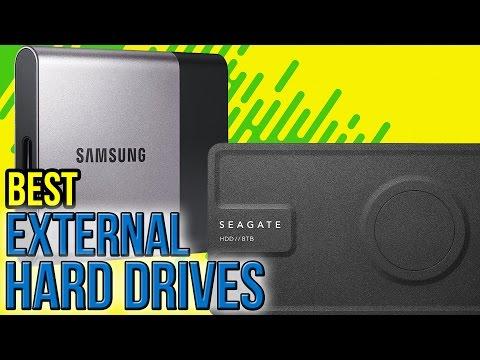 9 Best External Hard Drives 2017