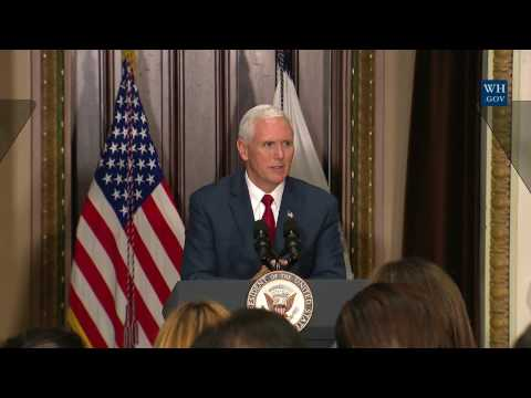 Vice President Pence Hosts a Cinco de Mayo Reception