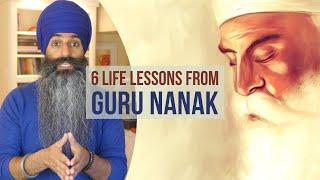 Life lessons from Guru Nanak - 550 Birthday anniversary - Guru Nanak Jayanti Prakash