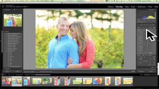 Engagement Session Workflow In Lightroom 5.0 And Photoshop CS6