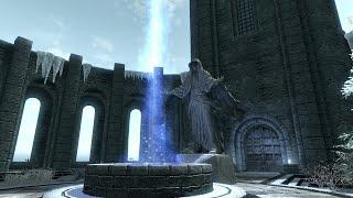 Галопом по сюжету Коллегии Магов Винтерхолда The Elder Scrolls V  Skyrim (запись от 28.12.2019)