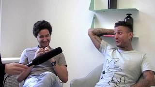 Ahmed Malek, Ahmad Al Fishawy, Amr Salama | Sheikh Jackson movie | #TIFF17 interview