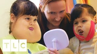 5 Year Old Goes Through Surgery To Remove Her Life-Threatening Facial Tumour | Body Bizarre