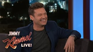 Ryan Seacrest on His Parents, Taylor Swift & American Idol - Video Youtube