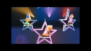 The Chipettes - Single Ladies [Put A Ring On It] Official