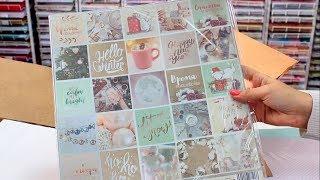 Fleur Design бумага для скрапбукинга, чипборд, рамки, высечки, карточки (обзор новинок)