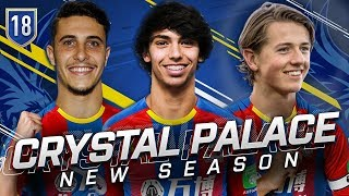 FIFA 19 CRYSTAL PALACE CAREER MODE #18 - IS THIS THE NEXT RONALDO?! NEW TRANSFERS!