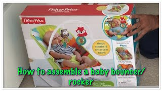 How to assemble Fisher Price Bouncer