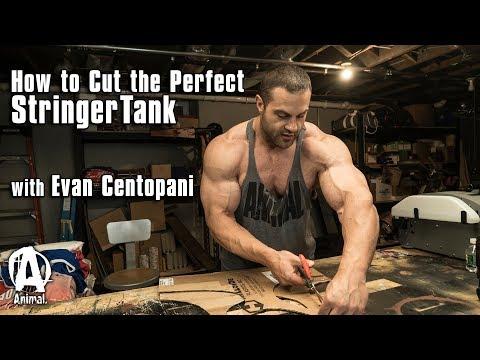 How to Make the Perfect Stringer Tank | Evan Centopani