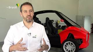 Empresa nacional aposta em novo projeto de veículo elétrico brasileiro