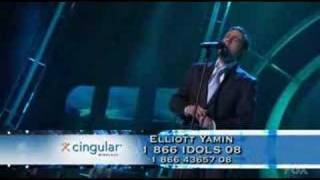 A Song For You Elliott Yamin