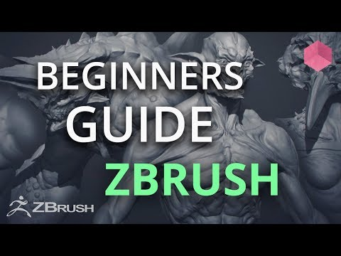 zbrush tutorials get started with sculpting by flipped normals