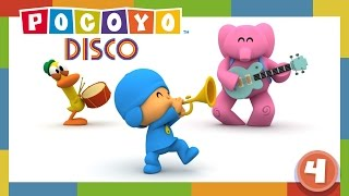 Pocoyo Disco's songs about plans to do with kids