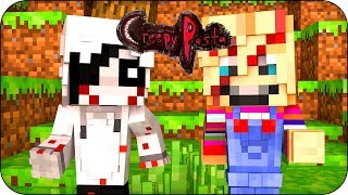NOS CONVERTIMOS EN CREEPYPASTAS 😱 BEBE MILO y VITA ROLEPLAY WHO'S YOUR DADDY