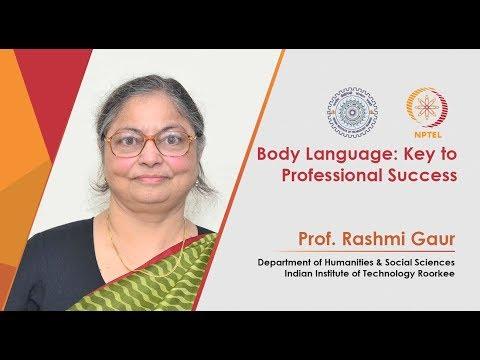 Body Language: Key to Professional Success