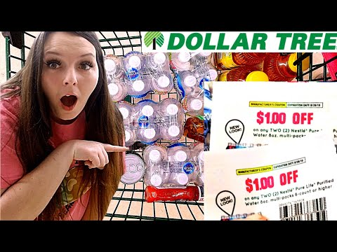 Dollar Tree Couponing 2019