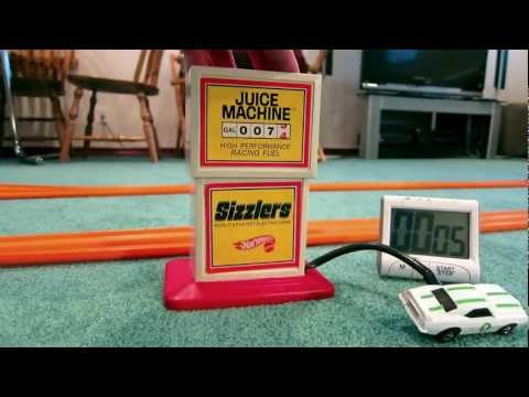 1970 Hot Wheels Sizzlers Juice Machine