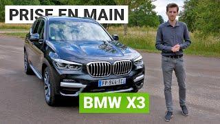 BMW X3 xDrive30e : un SUV branché avant l'arrivée du iX3