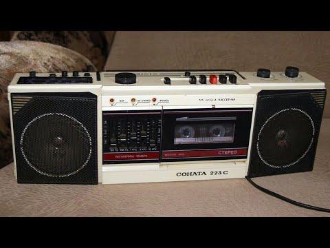 """А вы знали сколько дорогих радиодеталей находятся в """"соната-223с"""""""