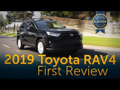 2019 Toyota RAV4 – First Review