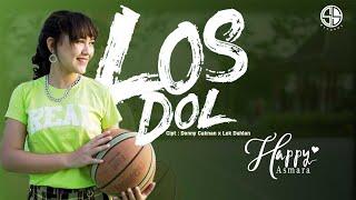 Chord Los Dol - Denny Caknan (Cover Happy Asmara), Lirik Lagu dan Kunci Gitar Dasar dari C