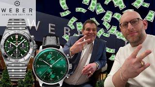 UHREN SHOPPING MIT BERNHARD | Welche Uhr wird es werden?
