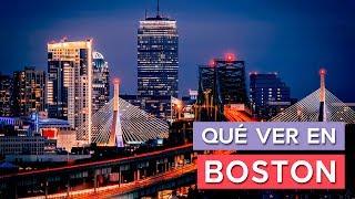 Qué Ver En Boston 🇺🇸 | 10 Lugares Imprescindibles