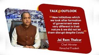 Himachal Pradesh No.1 State In India In Vaccination, Says CM Jai Ram Thakur