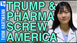 Trump and Big Pharma Let Down America (w/ Eli Zupnik )