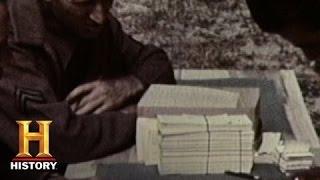 WWII In HD: America Enters World War II | History