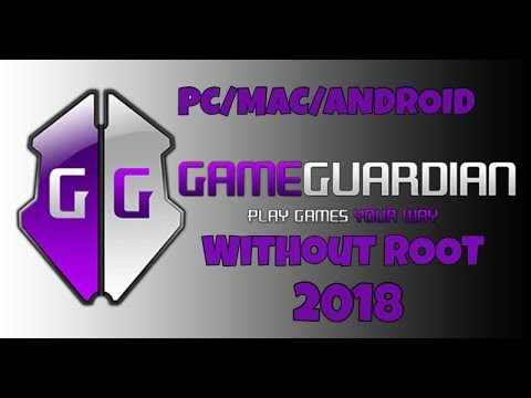How To Install And Use GameGuardian Without ROOT (2018)