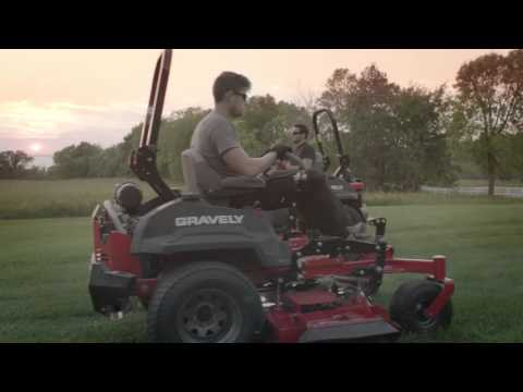 2017 Gravely USA Pro-Turn 48 (Kawasaki 23 hp V-Twin) in Kansas City, Kansas