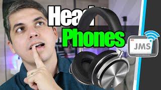 Porque TODO MUNDO está COMPRANDO esses Headphones