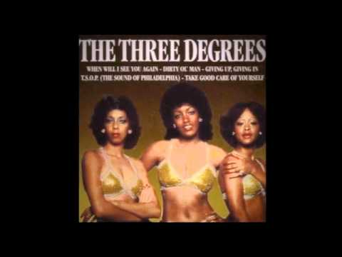 THE THREE DEGREES  i like being a woman