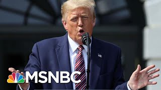 Trump Blabbing About Secret Nuclear Program Just Triggered New Arms Race | Rachel Maddow | MSNBC