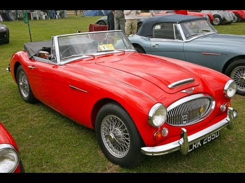 1966 Austin Healey MK III A Video